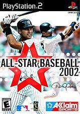 All-Star Baseball 2002 (Sony PlayStation 2, 2001)