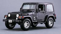Maisto 1:18 Jeep Wrangler Sahara Black Diecast Model Car Vehicle NEW IN BOX