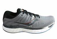 Mens Saucony Hurricane 22 Comfortable Athletic Running Shoes - ModeShoesAU