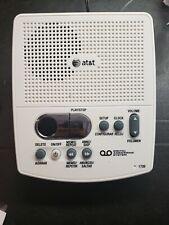 AT&T DIGITAL ANSWERING MACHINE.  MODEL 1739