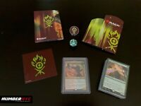 MTG Magic The Gathering Ravnica Allegiance Guild Kit Gruul Ruric Thar, Unbowed
