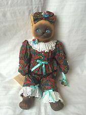 "Betty Jane Carter ""Whispurr"" Musical Porcelain Cat Limited Edition Bette Ball"