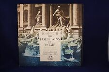 Respighi RARE Fountains of Rome LP Alceo Galliera Angel 35405 Brazillian Impress