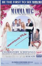 ABBA Mamma Mia! Movie: 2008 Official Promotional Postcard
