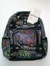 Pottery Barn Kids Backpack, Snakes, No Name or Mono, Gray/Black, Small, New