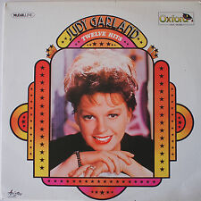 Judy Garland LP record - Twelve Hits - near mint