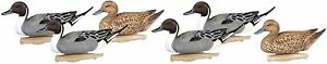 Flambeau Outdoors 8022SUV Storm Front 2 Pintail Decoys, Classic Floaters - 6EA