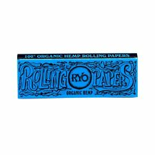 """Flowing Bamboo"" Hemp Rolling Papers 77*45mm 10 Booklets=400 leaves smoking RYO"