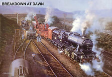 Hornby Dublo in Railway Art 3 Prints Ref 2,3 & 4. Signed and Limited Numbers