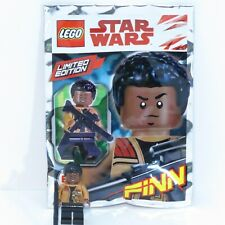 Lego Star Wars Finn Minifigure Foil Pack 2018 UK Exclusive 911834 Polybag