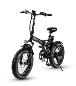 Electric Bike Mountain Fat Tire Electric Bicycle Beach 48v 800w Max 50km/h