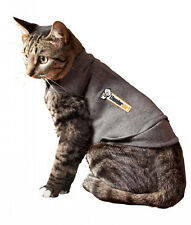 Thundershirt for CATS- Kittens - Medium Grey