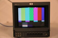 SONY PVM-8044Q HR Trinitron Color Big Monitor In Perfect Working Condition