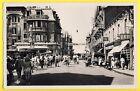 """cpsm BERCK PLAGE (Pas de Calais) Rue de l'IMPÉRATRICE """"N'Oublions pas les Vieux"""""""