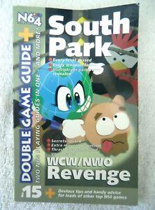 72355 N64 Magazine - South Park / EVE/NWO Revenge Magazine 1999