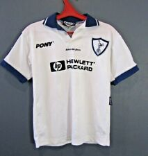 TOTTENHAM HOTSPUR 1995-97 HOME SOCCER FOOTBALL JERSEY SHIRT VINTAGE YOUTH L