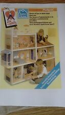 SINDY DOLL SUPER HOME COLOUR COPY OF INSTRUCTIONS HOUSE/STABLEFREE POST UK ONLY!