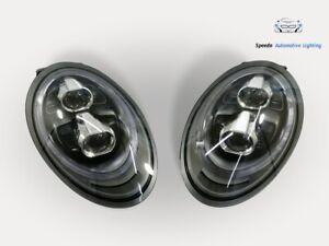 PORSCHE 911 991 SCHEINWERFER LINKS RECHTS VOLL LED PHARE TOP ZUSTAND! KOMPLETT!