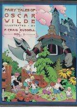 Fairy Tales of Oscar Wilde by P Craig Russell Vols 1-5 HCwDJ 1st Edition