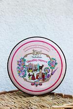 Ancienne boîte à bonbons ronde Quality Street Années 80
