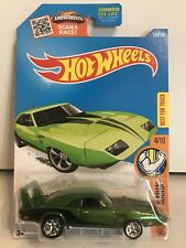 Hot Wheels 1969 Dodge Charger Daytona Super Treasure Hunt