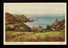 More details for 8 x sark scenic views of the island postcards e20c - uk322