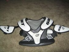 Gait Gunnar Lacrosse Shoulder Pads Extra Small Xs New Without Tags Free Ship