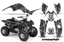 AMR Racing Yamaha Raptor 80 Graphic Kit Wrap ATV Quad Decals 2002-2008 CAMOPLATE