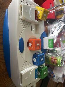Neurosmith Music Blocks Player 3 Cartridges Case Works Great Missing 1 Block