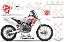 AMR Racing Yamaha Graphic Kit Bike Decal YZ 450F Decal MX Parts 10-13 RELOAD RW