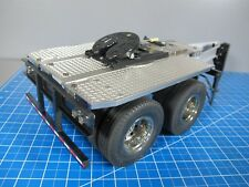 Custom made Tamiya 1/14 RC Semi Tractor Trailer Dolly with 2 axles & 5th Coupler
