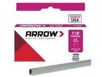 Arrow ARRT1838S T18 Graffette 10mm (1cm) Scatola 1000