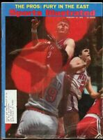 SI: Sports Illustrated February 24, 1969 The Pros: Fury In the East G