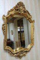 Barock Spiegel Wandspiegel Antik Stil Af61PF103