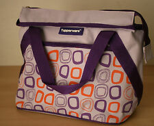 Tupperware Lunch Bag  Not Insulated New Purple/Lilac New