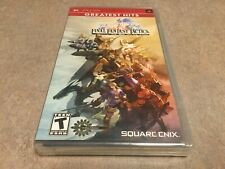 Final Fantasy Tactics: The War of the Lions (Sony PSP, 2007) Factory Sealed