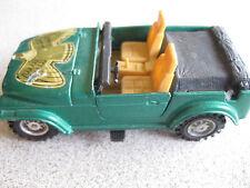 Metall Fahrzeug Auto Jeep Golden Eagle Scale 1/34 70/80iger Jahre
