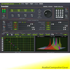 Eventide H3000 BAND DELAYS 8-Voice Rhythmic Effect Audio Software Plug-in NEW