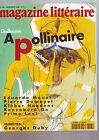 le magazine litteraire 348 novembre 1996 - apollinaire