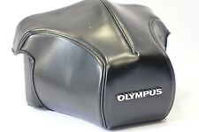 Olympus OM 14H Ever ready case, genuine OM 3, 3Ti, 4, 4Ti & 50mm camera case