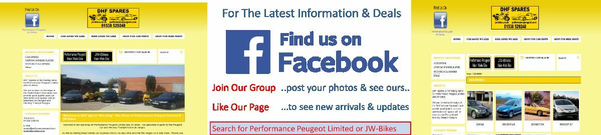 Used Peugeot an Triumph Specialists