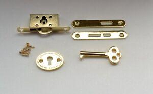 Small Box Lock Set - Full Mortice - Prokraft LCK G/S