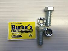 Grass Topper Blade Bolts & Nuts to suit 20mm Bolt Hole fits Major,Teagle etc...