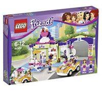 Lego Friends Heartlake Frozen Yogurt Ice Cream Shop 41320 - Lego Friends Set