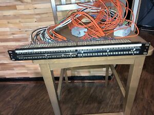 96 point TT Patchbay w/ 2 96pin ELCO Female Connectors