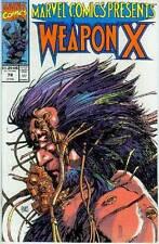 Marvel Comics Presents # 78 (Weapon X by Barry Windsor-Smith) (Estados Unidos, 1991)