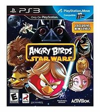 Star Wars Angry Birds PS3 Game Original Box PlayStation 3 PS