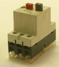 Motorschutzschalter der Fa. Klöckner + Moeller PKZM 1-1 0.6 bis 1A          9673