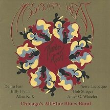 Mississippi Heat : Thunder in My Heart Blues 1 Disc CD