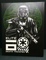 "Artissimo Disney Star Wars Elite 10 Death Trooper Canvas Print, 19"" x 15"""